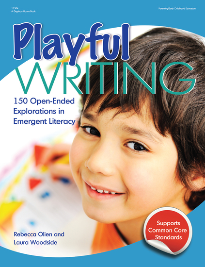 Playful Writing - 150 Open-Ended Explorations in Emergent Literacy - cover