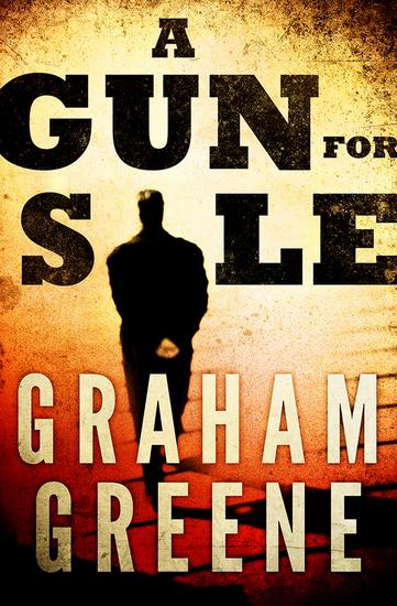 A Gun for Sale - cover