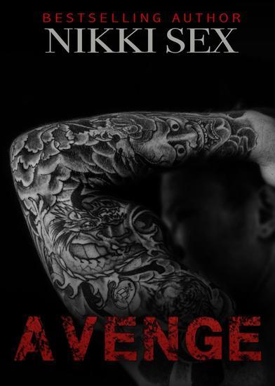 Avenge - Abuse #3 - cover