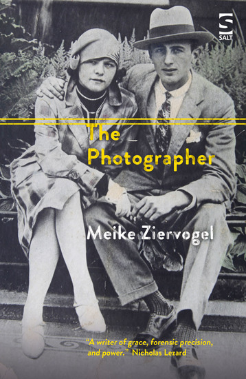 The Photographer - cover
