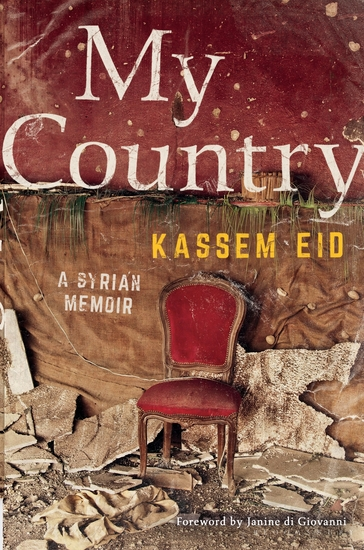 My Country - A Syrian Memoir - cover
