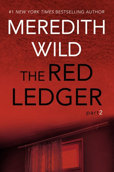 The Red Ledger: 2 - cover