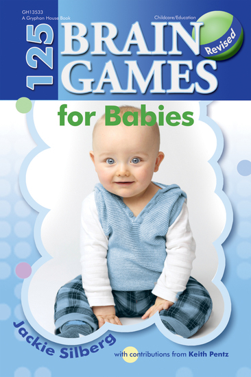 125 Brain Games for Babies rev ed - cover