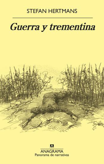 Guerra y trementina - cover