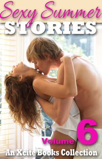 Sexy Summer Stories - Volume Six - cover