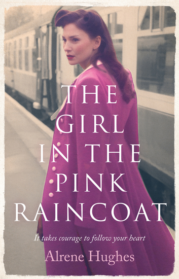 The Girl in the Pink Raincoat - cover