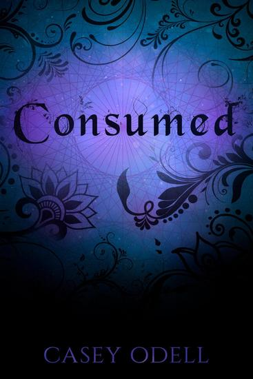 Consumed - Cursed Magic Series #4 - cover