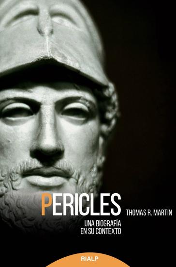 Pericles - Una biografía en su contexto - cover