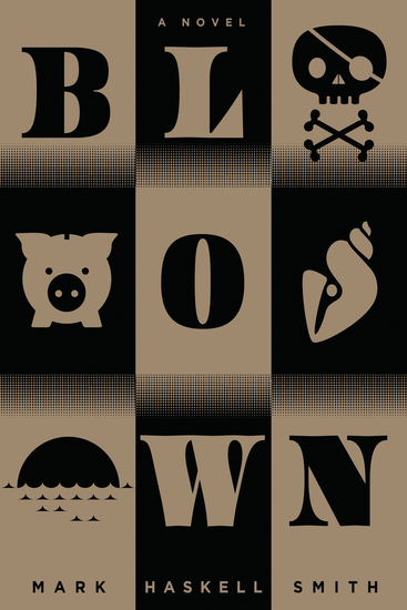 Blown - cover