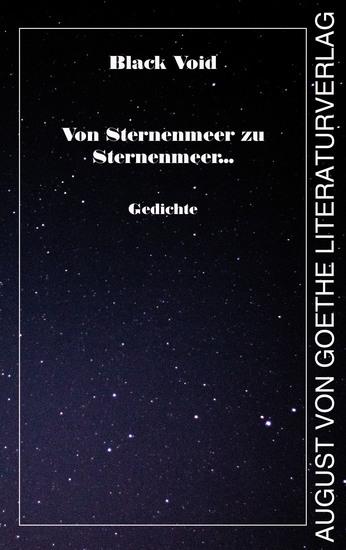 Von Sternenmeer zu Sternenmeer - cover