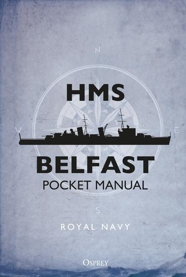 HMS Belfast Pocket Manual - cover