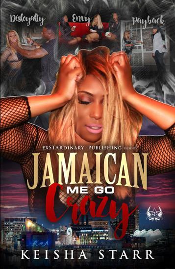 Jamaican Me Go Crazy - cover