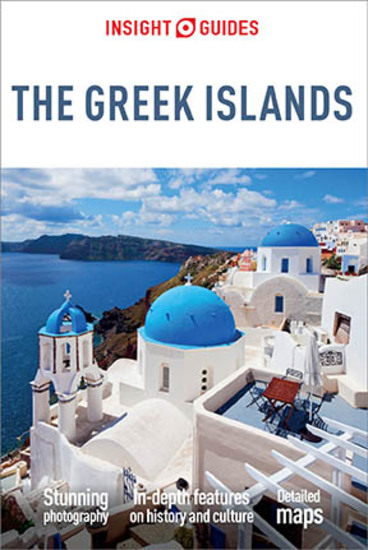 Insight Guides The Greek Islands (Travel Guide eBook) - cover