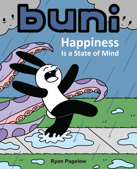 Buni - Happiness Is a State of Mind - cover