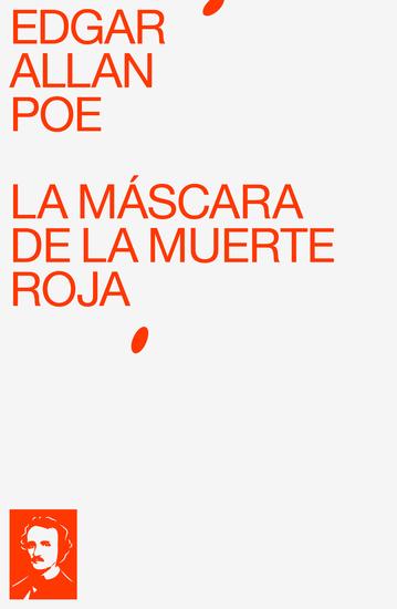 La máscara de la muerte roja (texto completo) - cover