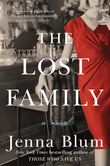 The Lost Family - A Novel - cover
