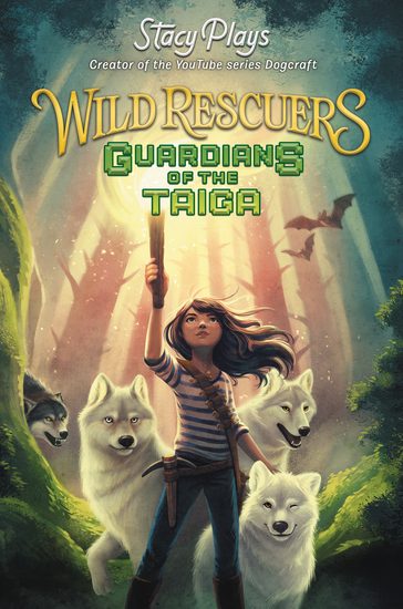 Wild Rescuers: Guardians of the Taiga - cover