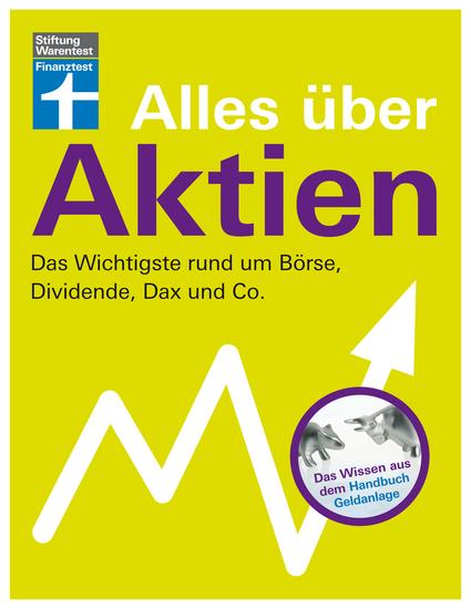 Alles über Aktien Dividende Dax und Co - Fundiertes Wissen für Einsteiger und Fortgeschrittene – Vermögensaufbau an der Börse - cover