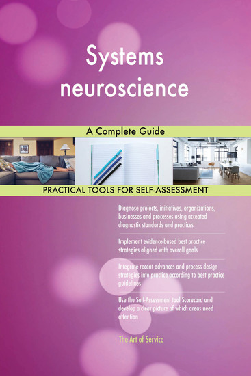 Systems neuroscience A Complete Guide - cover