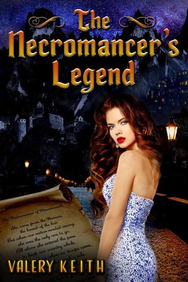 The Necromancer's Legend - The Necromancer Princess #2 - cover