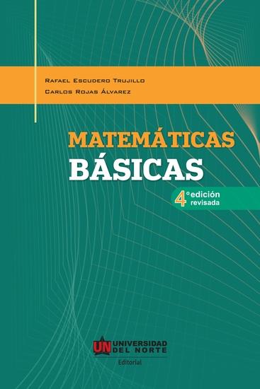 Matemáticas básicas 4ed - cover