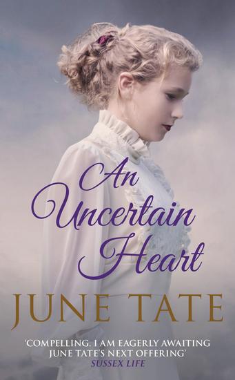 An Uncertain Heart - cover