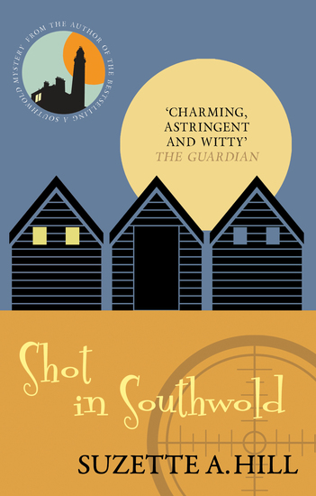 Shot in Southwold - cover