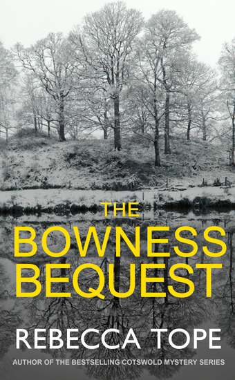 The Bowness Bequest - cover