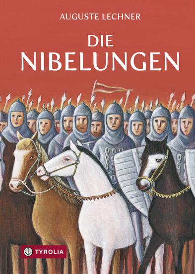 Die Nibelungen - Glanzzeit und Untergang eines mächtigen Volkes - cover