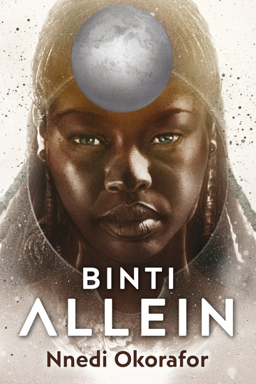 Binti 1: Allein - cover