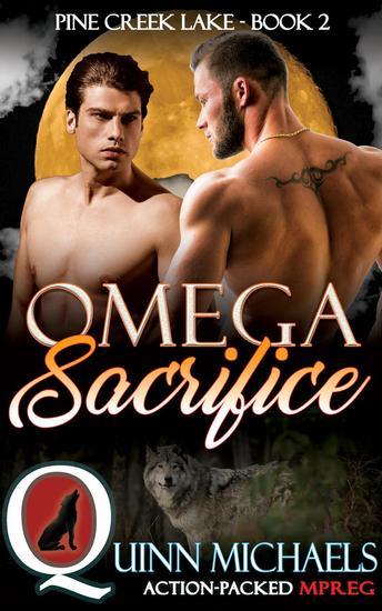Omega Sacrifice - Pine Creek Lake #2 - cover