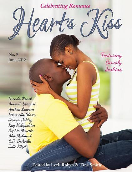 Heart's Kiss: Issue 9 June 2018: Featuring Beverly Jenkins - Heart's Kiss - cover