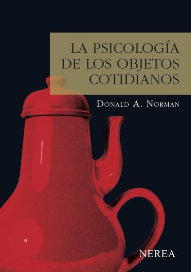 La psicología de los objetos cotidianos - cover