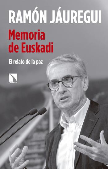 Memoria de Euskadi - El relato de la paz - cover