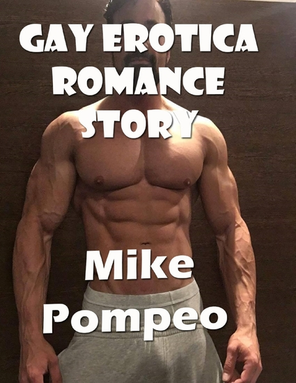 Gay Erotica Romance Story - cover
