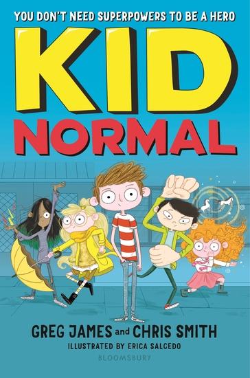 Kid Normal: Kid Normal 1 - cover