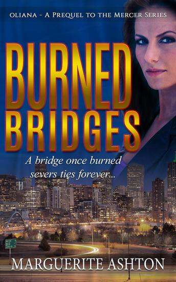 Burned Bridges - Oliana Mercer Series #0 - cover