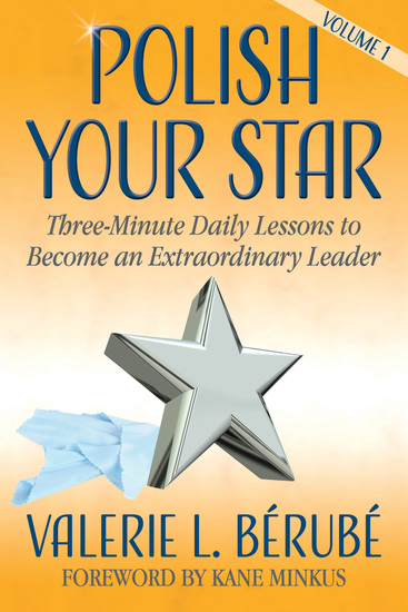 Polish Your Star - Three-Minute Daily Lessons to Become an Extraordinary Leader - cover