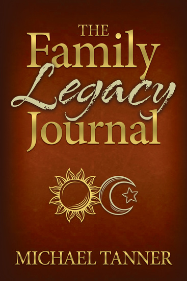 The Family Legacy Journal - cover