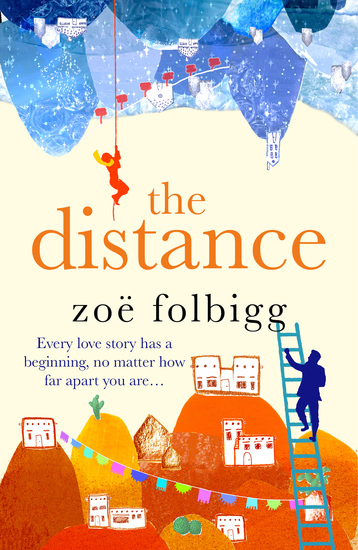 The Distance - A feel-good heartwarming romance perfect for holiday reading - cover