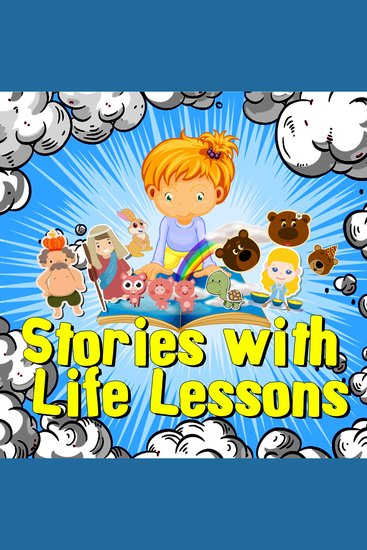 Stories with Life Lessons - cover