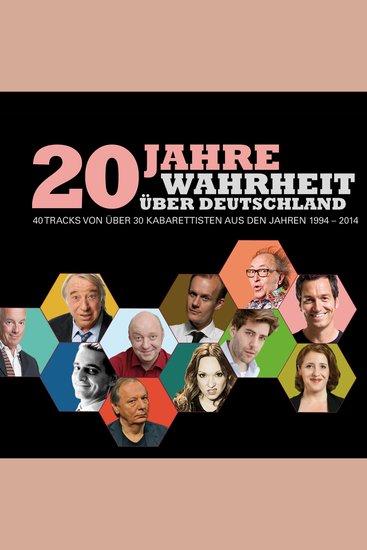 20 Jahre Wahrheit über Deutschland - cover
