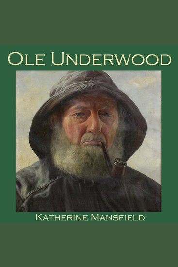 Ole Underwood - cover