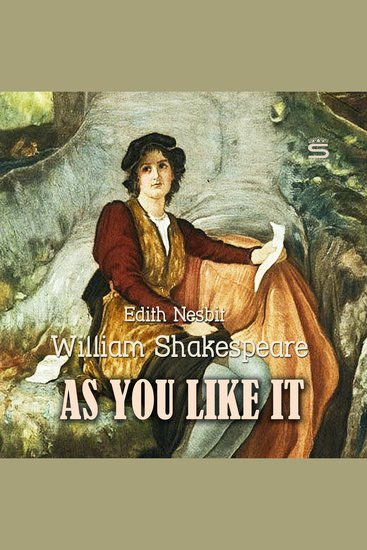 As You Like It - cover