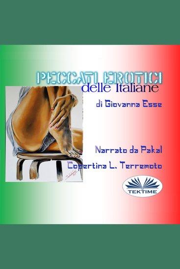 Peccati erotici delle italiane - Volume I - cover