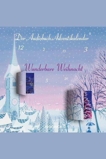 Wunderbare Weihnacht (Ungekürzte Lesung) - cover