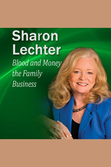 Blood and Money the Family Business - It's Your Turn to Thrive Series - cover