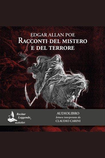 Racconti del mistero e del terrore - cover