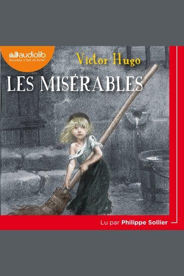 Les Misérables - Édition abrégée - cover