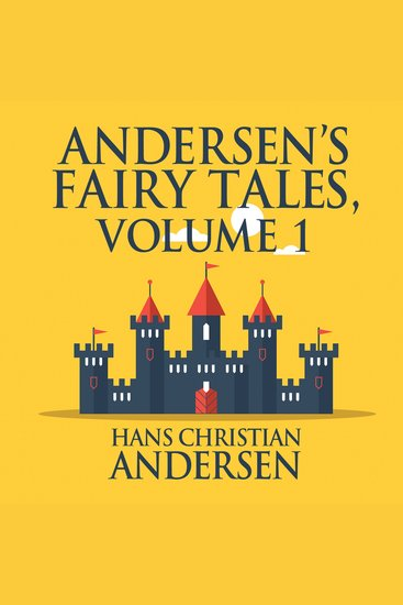 Andersen's Fairy Tales Volume 1 - cover